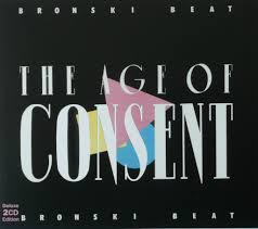 Age of Consent Political Songs