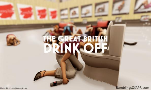 Great British Drink Off
