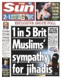 Sun front page 231115